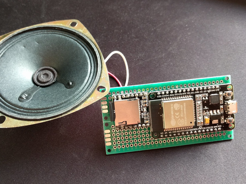 WiFi Doorbell with ESP32